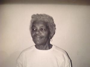 My mom, Dorothea Lyons