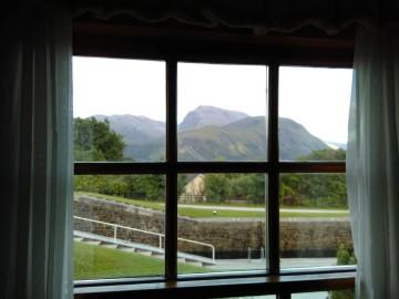 Banavie view of Ben Nevis
